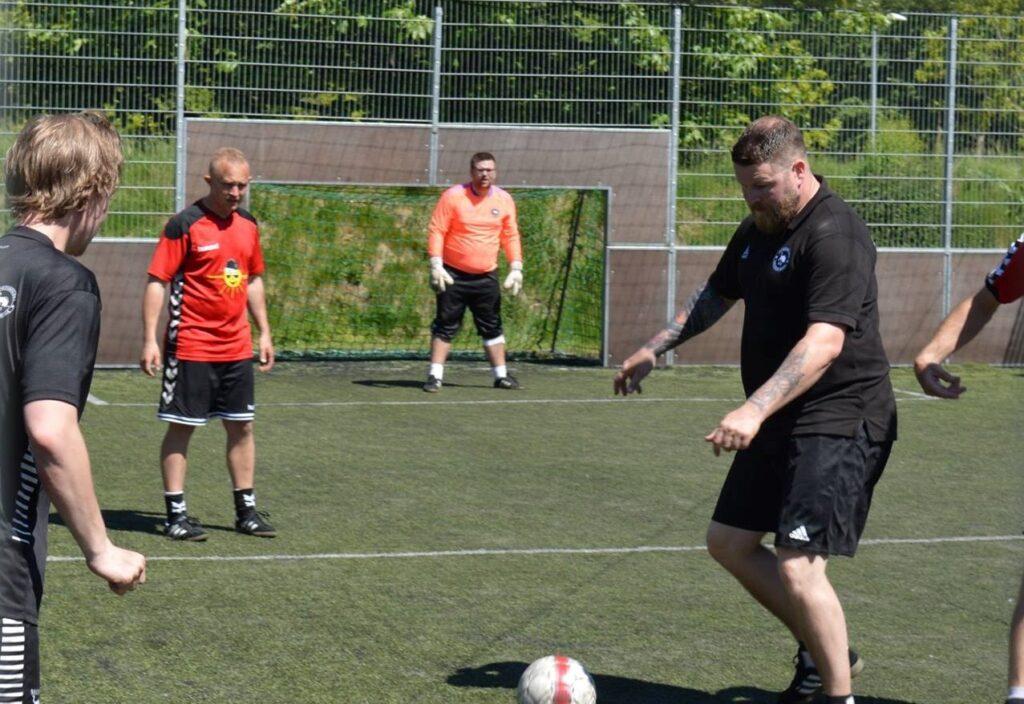 even_ramsland_til_en_fodboldturnering