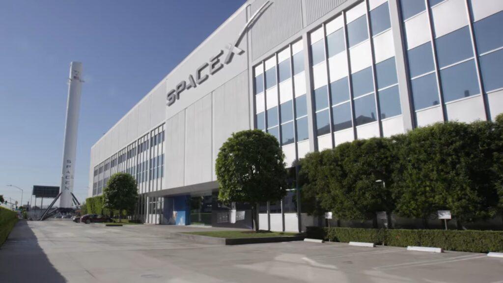spaceX_hovedkvarter