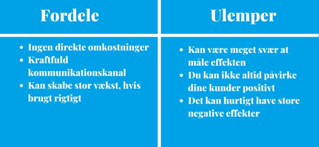 word_of_mouth_fordele_og_ulemper